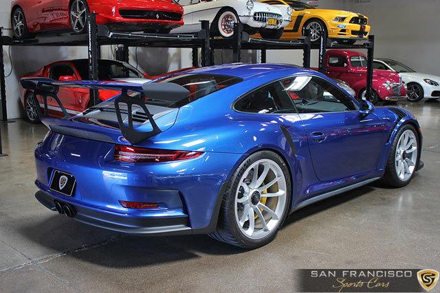 2016 porsche 911 gt3 rs san francisco sports cars. Black Bedroom Furniture Sets. Home Design Ideas