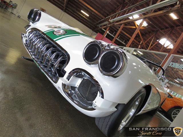 1958 1958 Chevy Corvette Race Car For Sale