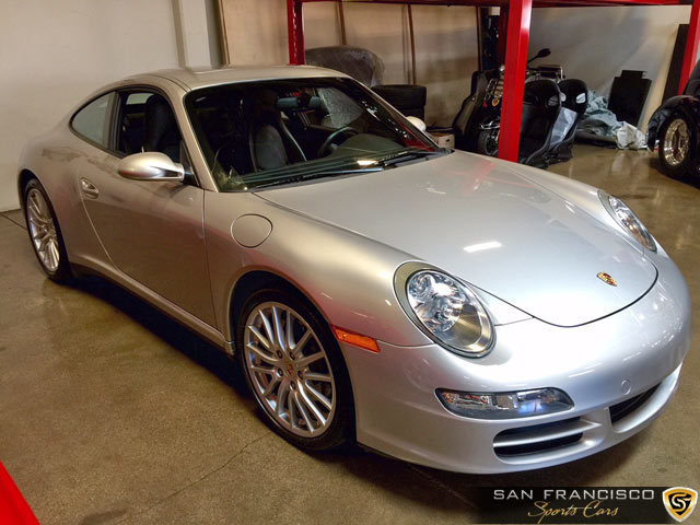 2006 Porsche 911 Carrera 4 Coupe San Francisco Sports Cars