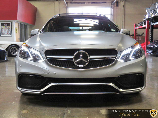 2016 Mercedes-Benz E63 Wagon