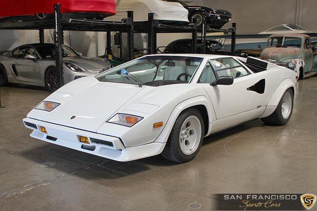 1984 Lamborghini Countach 5000S