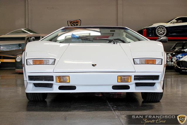 1984 Lamborghini Countach 5000s For Sale 3310 Mcg