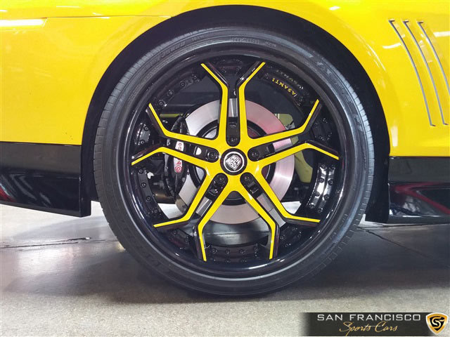 2012 Chevrolet Camaro Ss Bumblebee San Francisco Sports Cars