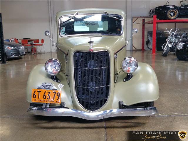 1936 Ford Model 68 Pickup