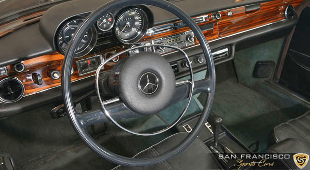 1972 1972 Mercedes-Benz 300 SEL For Sale