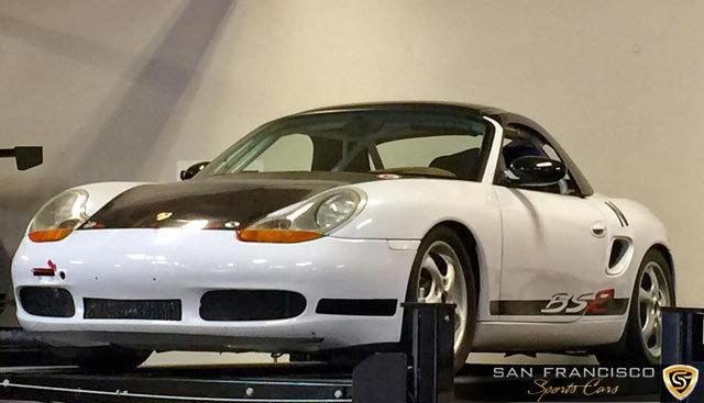 1997 Porsche Boxster Spec Racer