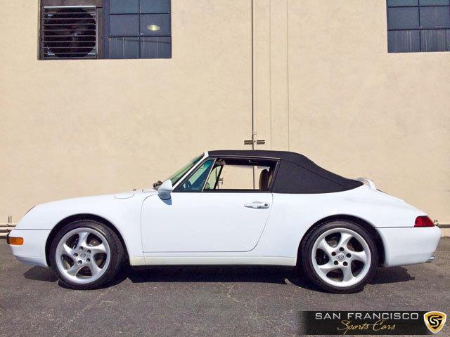 1998 Porsche 911 Cabriolet