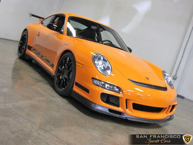 2008 porsche 911 gt3 rs san francisco sports cars. Black Bedroom Furniture Sets. Home Design Ideas