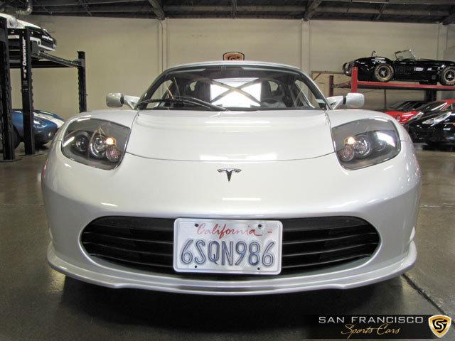 2011 Tesla Sport Roadster
