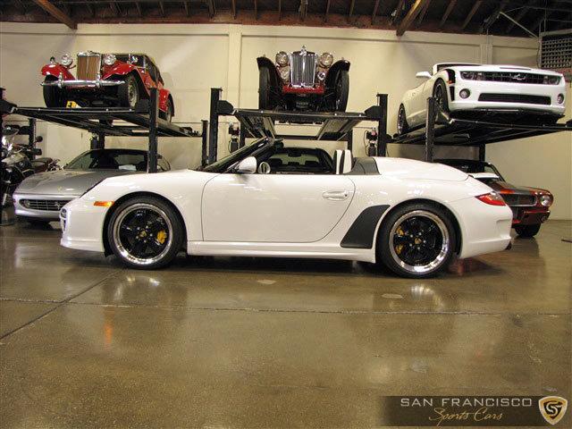 2011 Porsche 911 Speedster San Francisco Sports Cars
