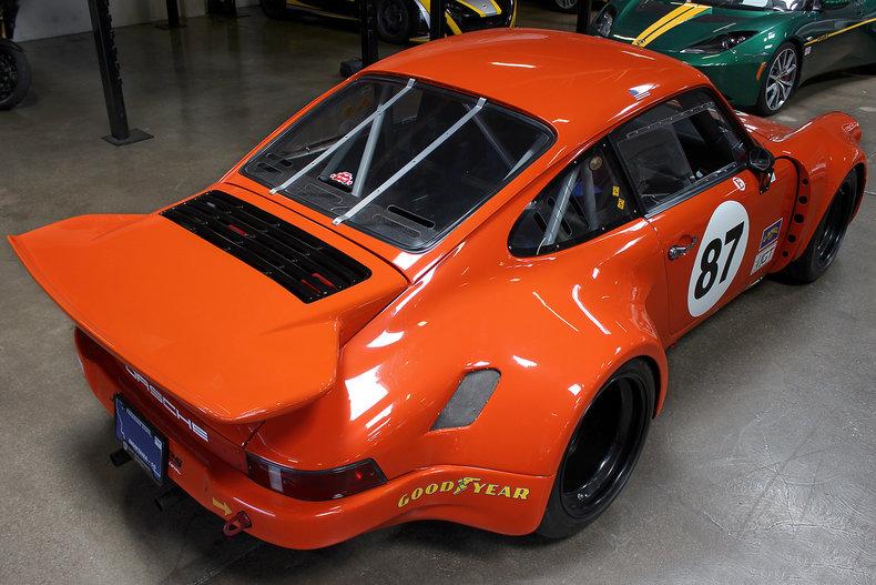 1976 Porsche 911 Rsr For Sale 5196 Mcg