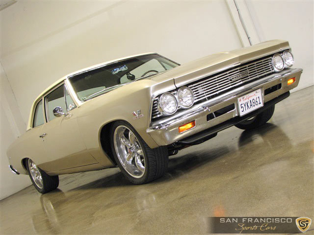 1966 1966 Chevrolet Chevelle 300 Deluxe For Sale