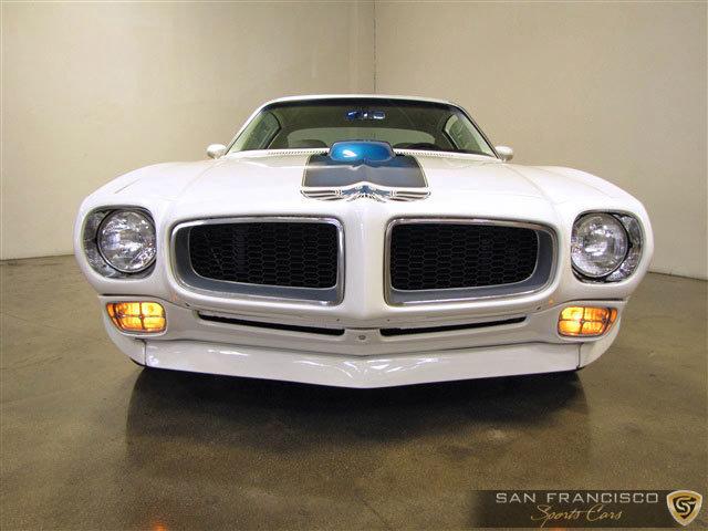 1972 Pontiac Trans-Am