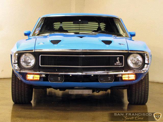 1969 Shelby GT500 SCJ