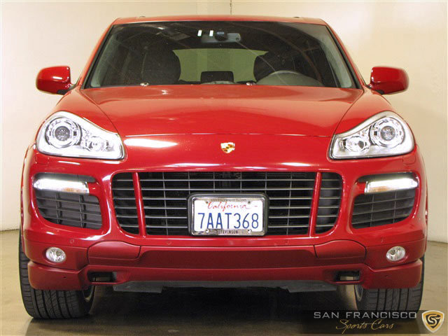 2008 porsche cayenne gts san francisco sports cars. Black Bedroom Furniture Sets. Home Design Ideas