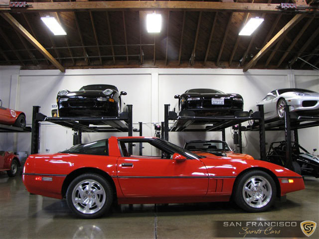 1990 chevy corvette zr1 san francisco sports cars. Black Bedroom Furniture Sets. Home Design Ideas