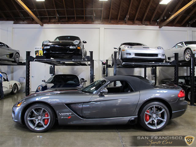 2010 Dodge Viper SRT10 Final Edition | San Francisco Sports Cars