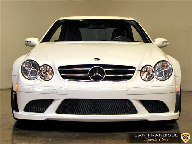 2008 Mercedes CLK 63 AMG Black Series