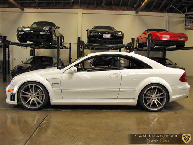 2008 mercedes clk 63 amg black series san francisco. Black Bedroom Furniture Sets. Home Design Ideas