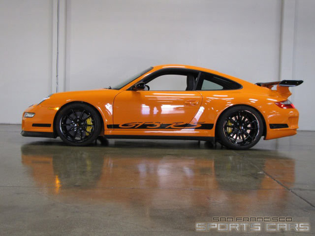 2007 Porsche 997 Gt3 Rs San Francisco Sports Cars