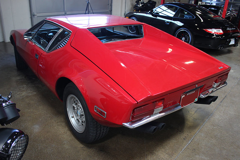 1972 1972 De Tomaso Pantera For Sale