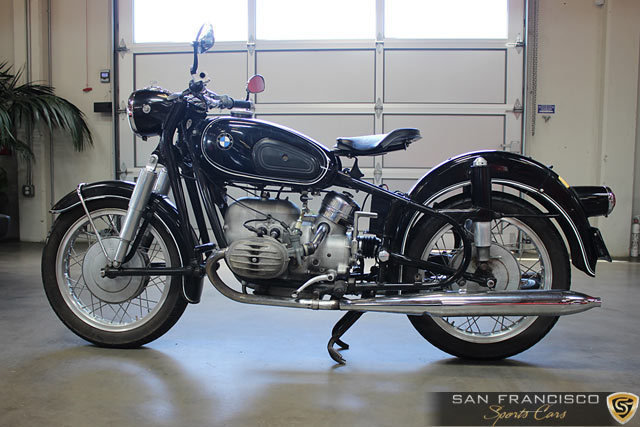 1962 BMW R50/2