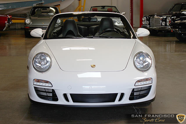 2012 2012 Porsche 911 Carrera GTS Cabriolet For Sale