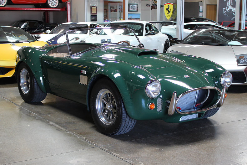 2009 Superformance Cobra