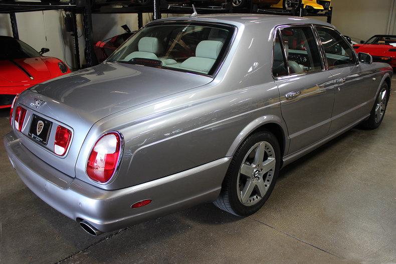 2006 Bentley Arnage T San Francisco Sports Cars