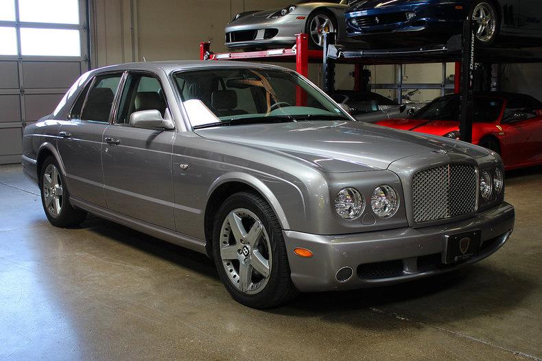 2006 Bentley Arnage T