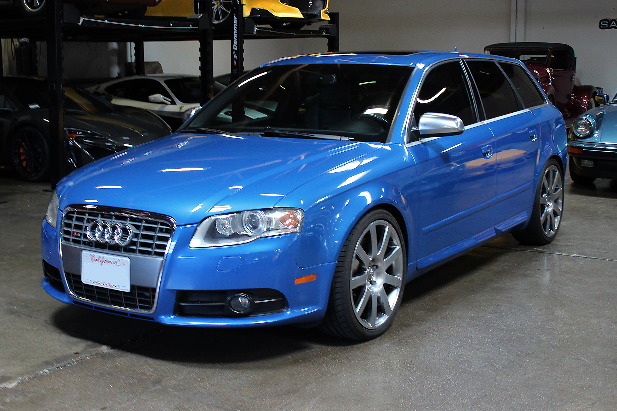 2006 audi s4 my classic garage. Black Bedroom Furniture Sets. Home Design Ideas