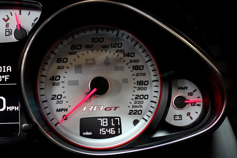 2012 2012 Audi R8 Spyder For Sale