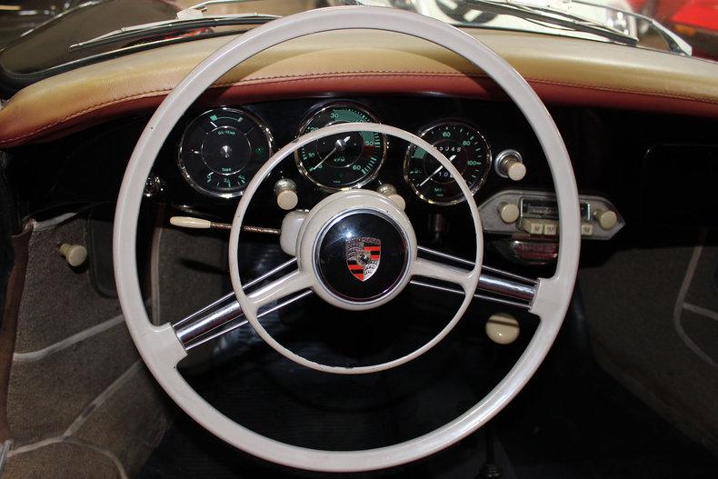 1959 Porsche 356 San Francisco Sports Cars