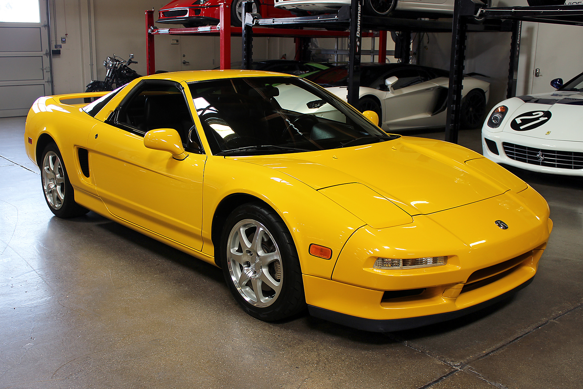 1997 Acura Nsx For Sale  63495