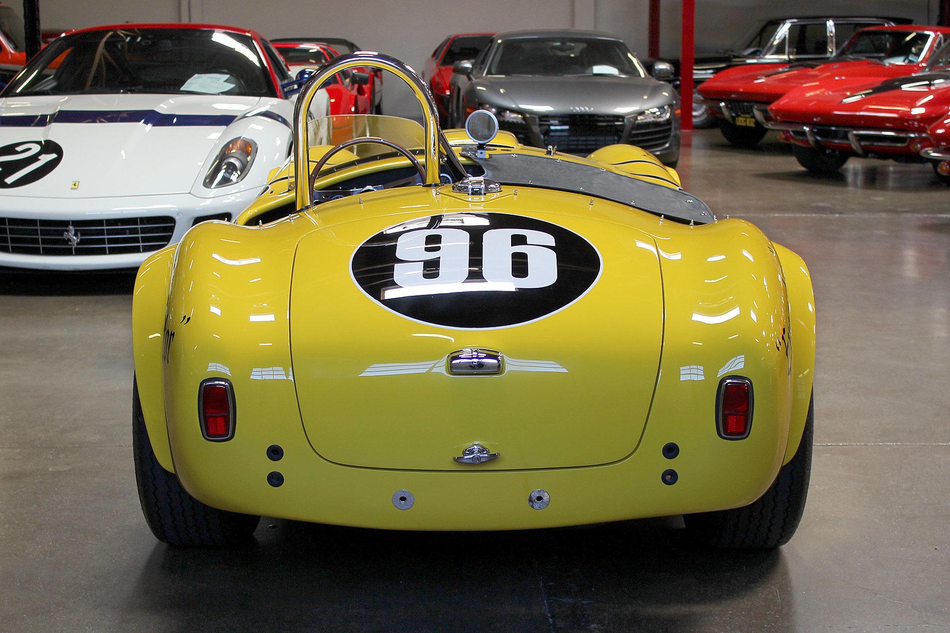 1963 Shelby Cobra | San Francisco Sports Cars