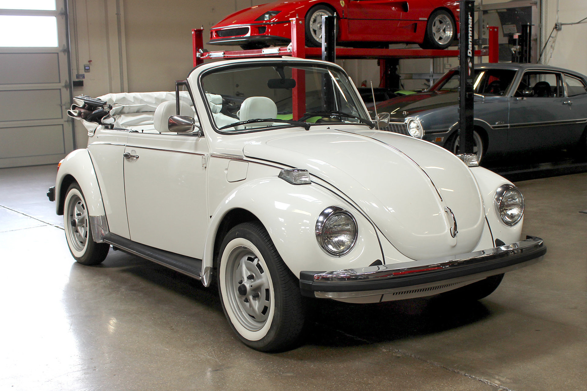 1979 Volkswagen Beetle For Sale 66273 Mcg