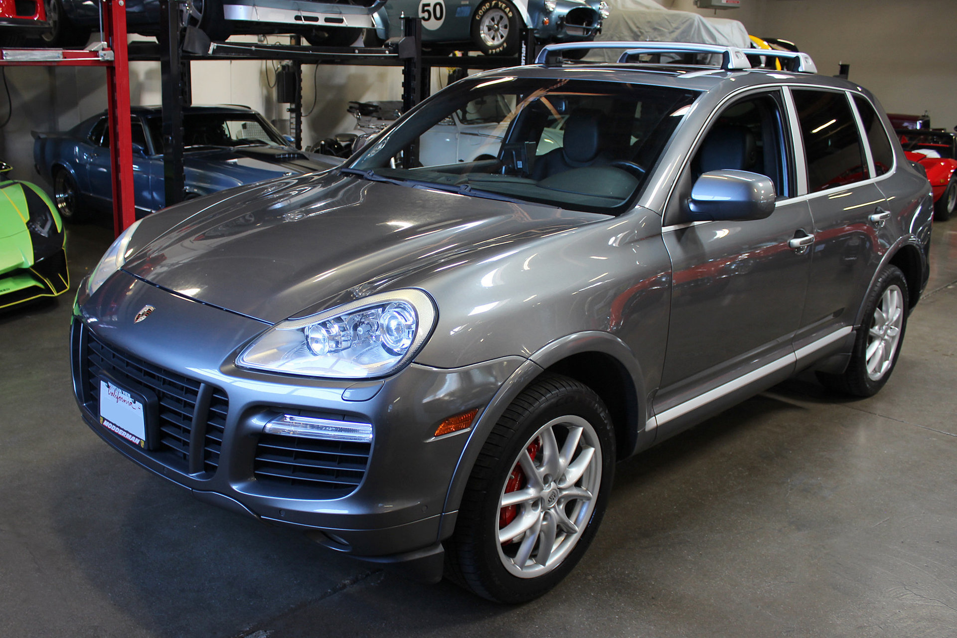 2008 porsche cayenne san francisco sports cars. Black Bedroom Furniture Sets. Home Design Ideas