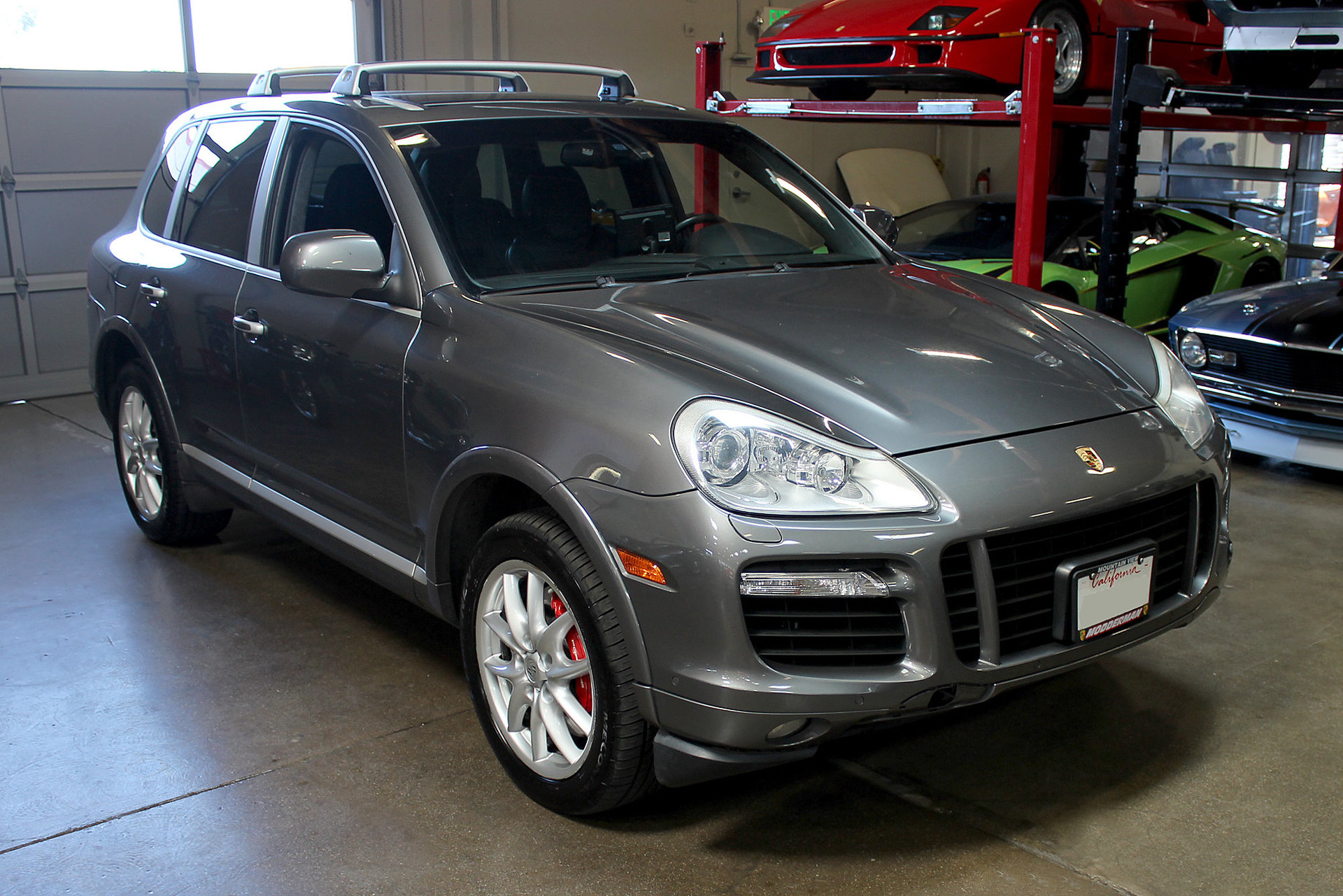 2008 Porsche Cayenne For Sale 67822 Mcg