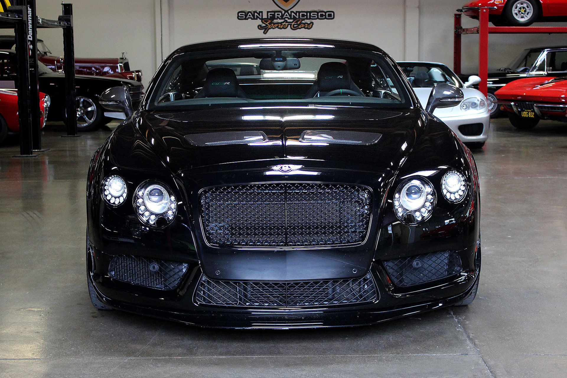 2015 Bentley Continental Gt3 R For Sale 68171 Mcg