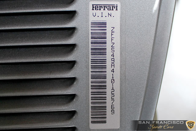 2001 2001 Ferrari 550 For Sale