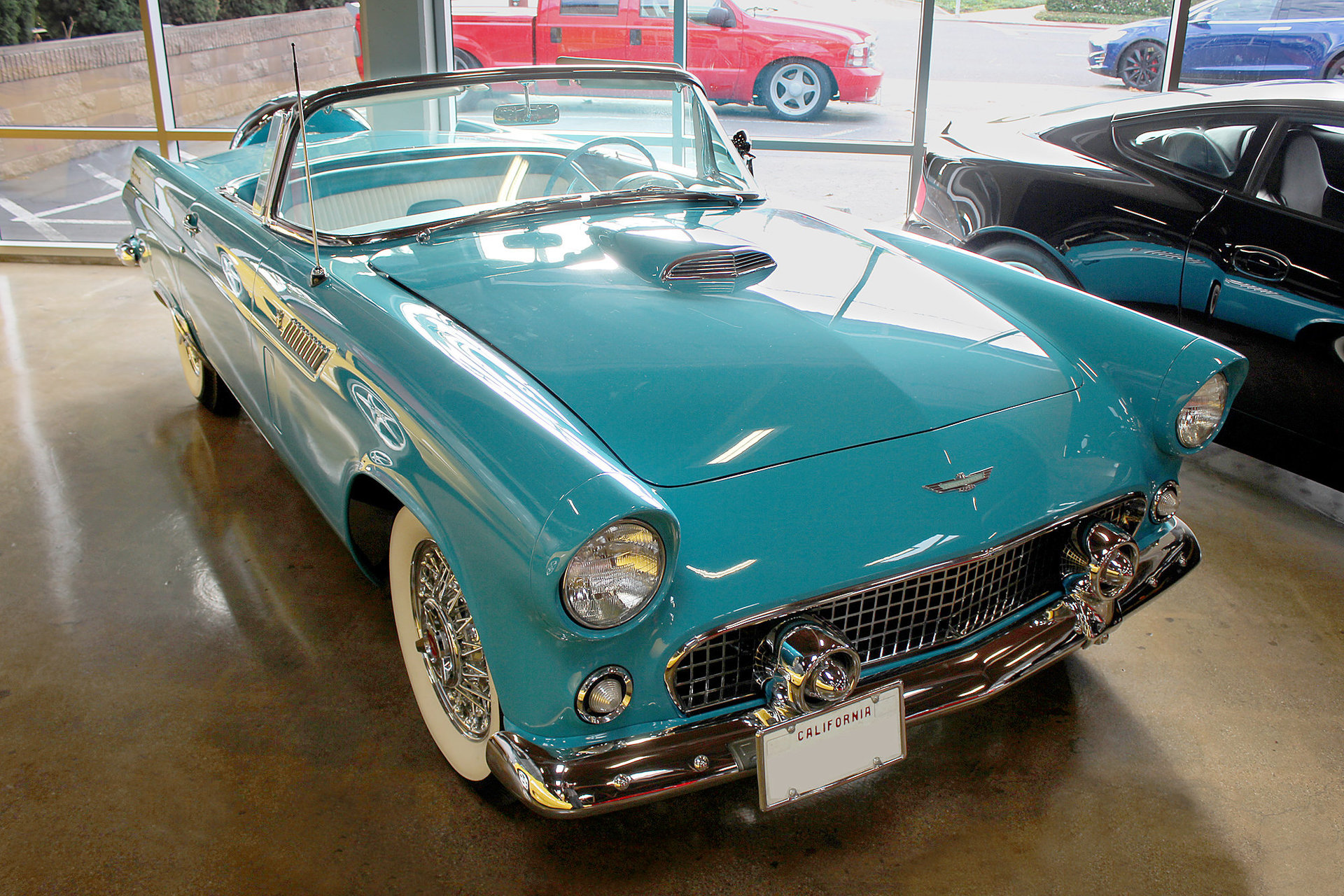 31047e175edec hd 1956 ford thunderbird