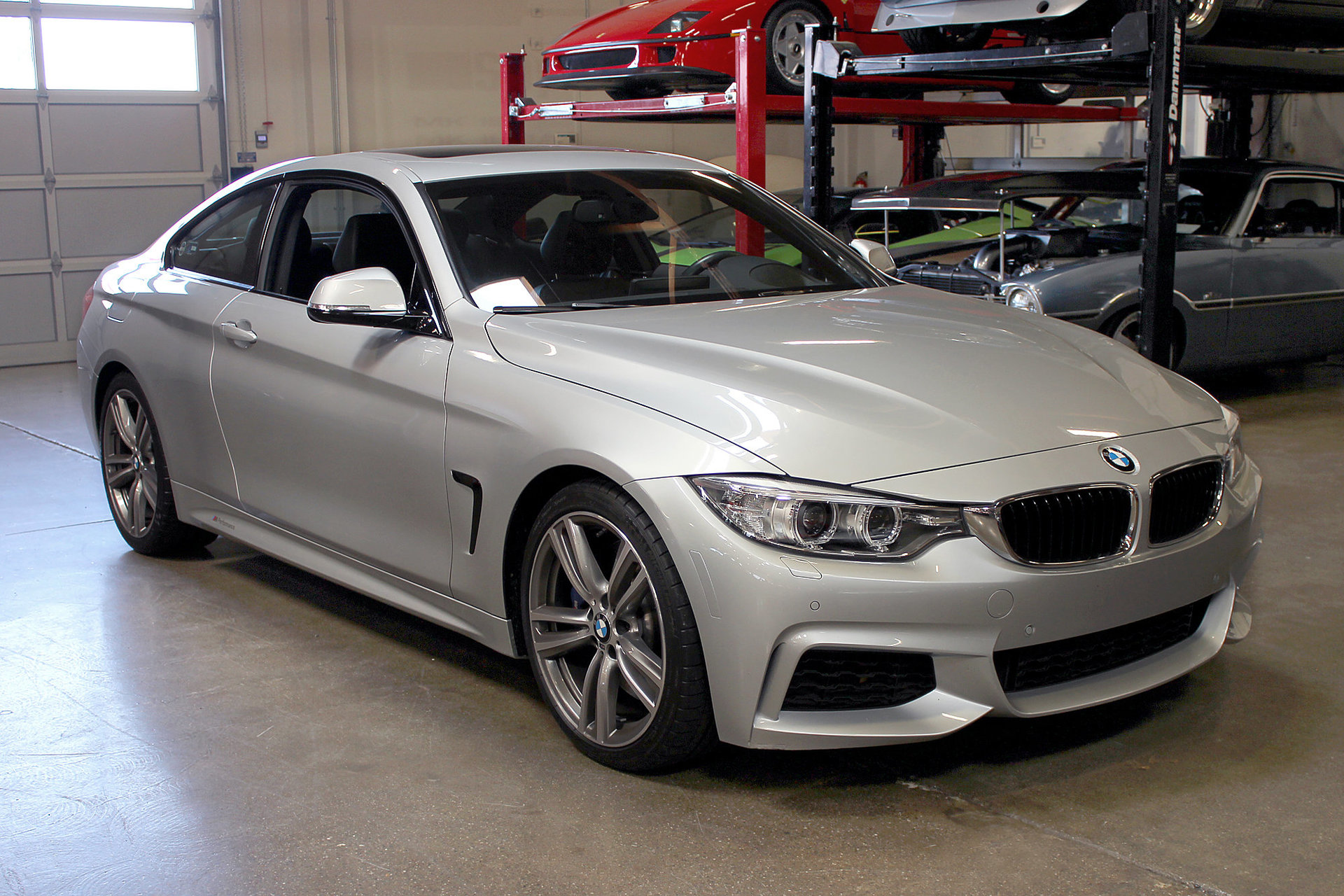 2014 bmw 435i for sale 71265 mcg. Black Bedroom Furniture Sets. Home Design Ideas