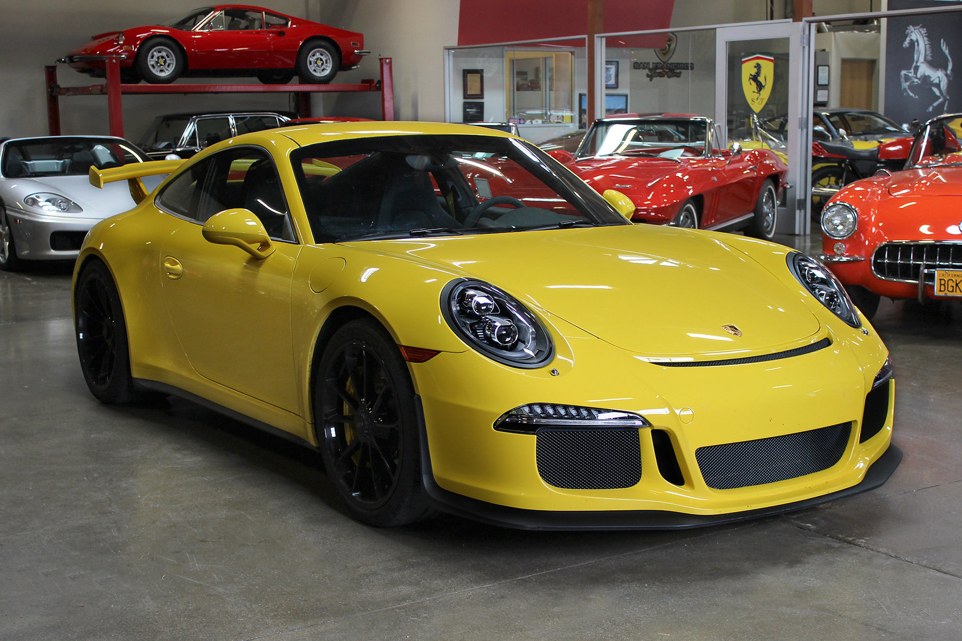 2014 porsche gt3 for sale 73276 mcg. Black Bedroom Furniture Sets. Home Design Ideas
