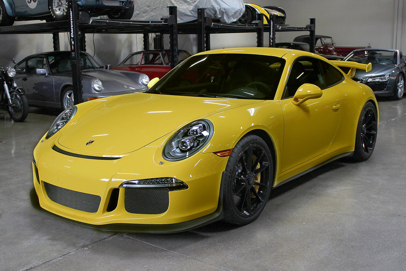 2014 porsche gt3 my classic garage. Black Bedroom Furniture Sets. Home Design Ideas
