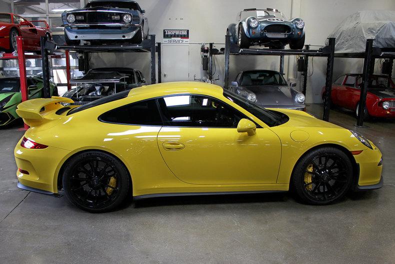 2014 Porsche Gt3 For Sale 73276 Mcg