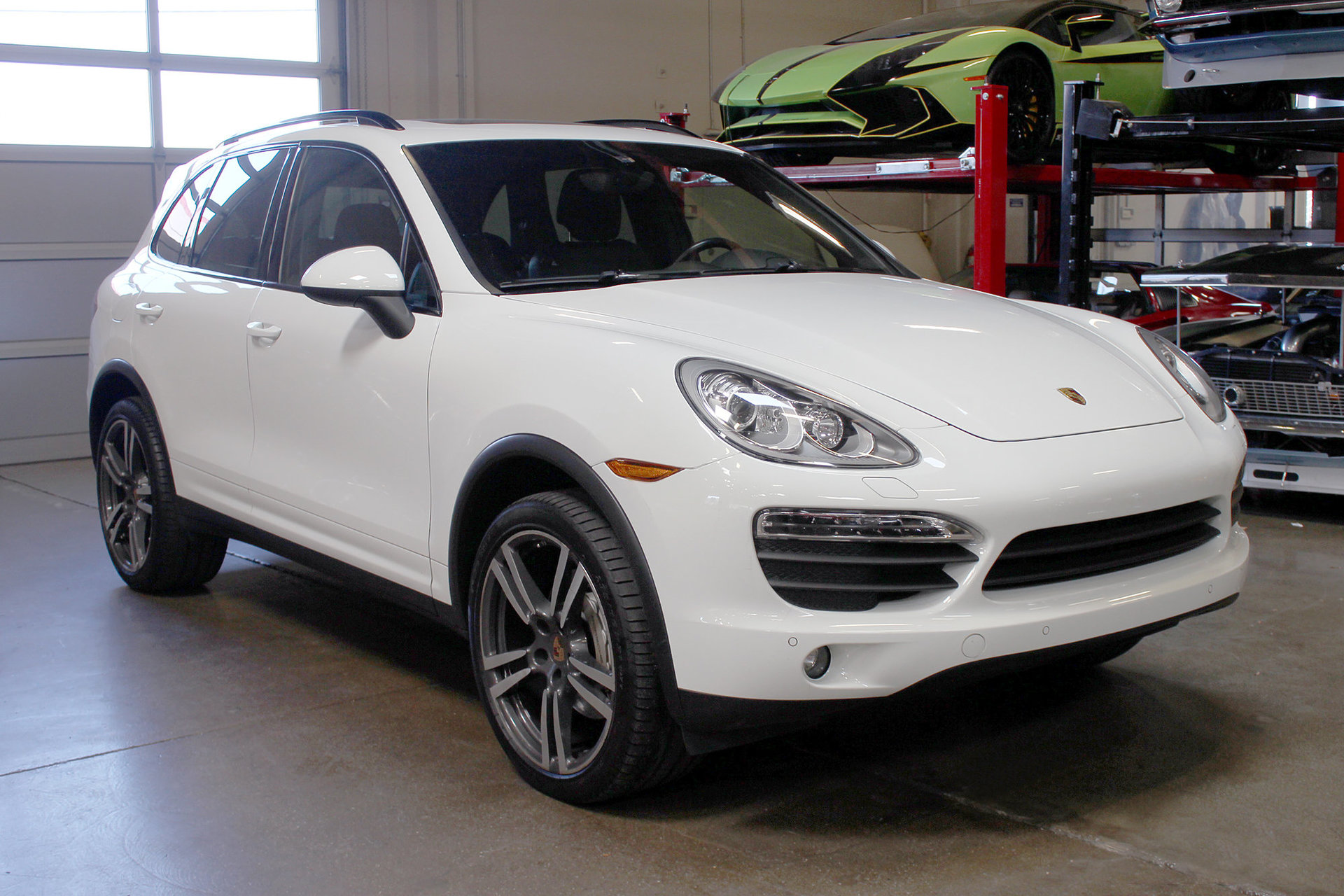 2013 porsche cayenne san francisco sports cars. Black Bedroom Furniture Sets. Home Design Ideas