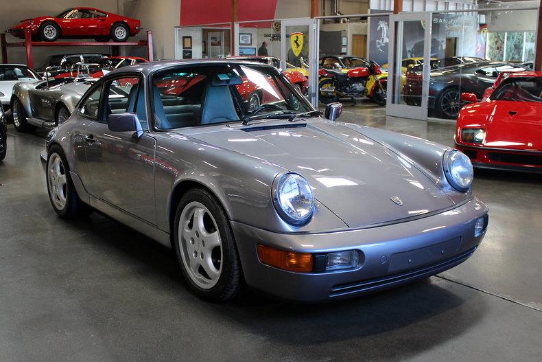 1990 Porsche 911 Carrera 4
