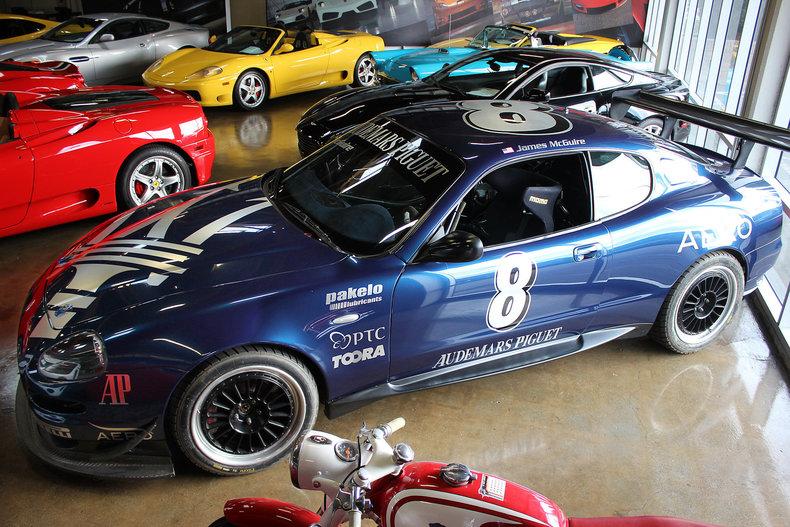 Maserati race car for sale