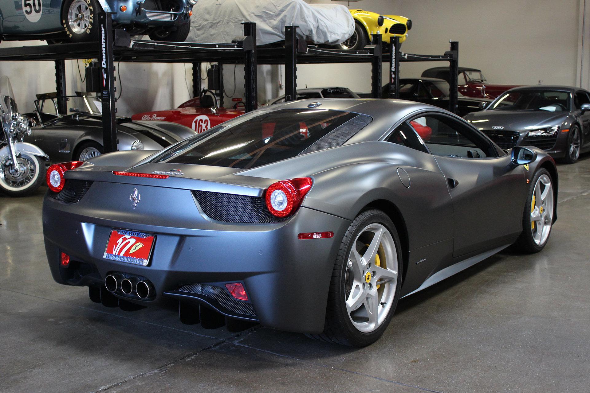 ... 2013 Ferrari 458 Italia ...