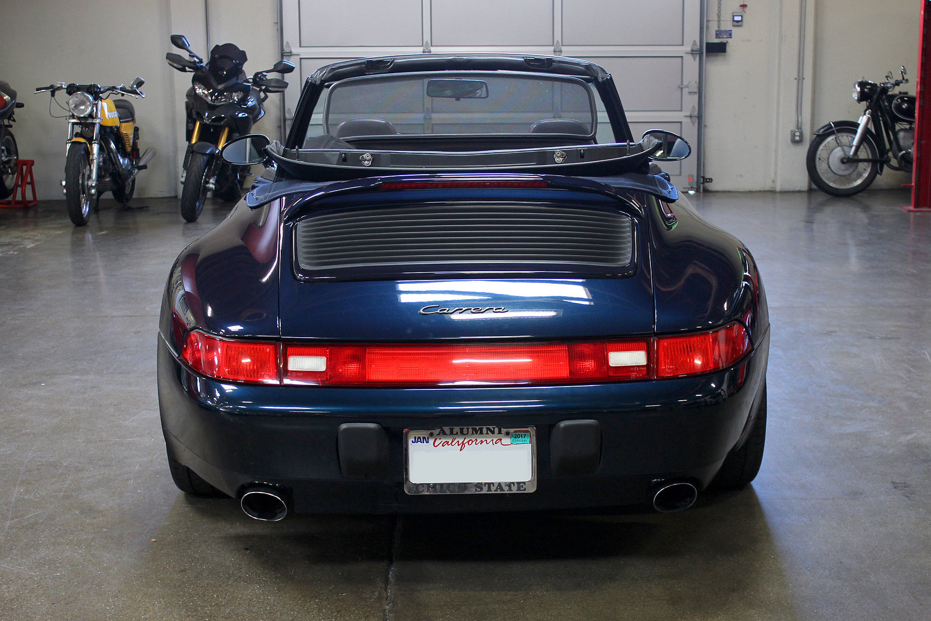 1997 Porsche 911 Carrera Cabriolet San Francisco Sports Cars